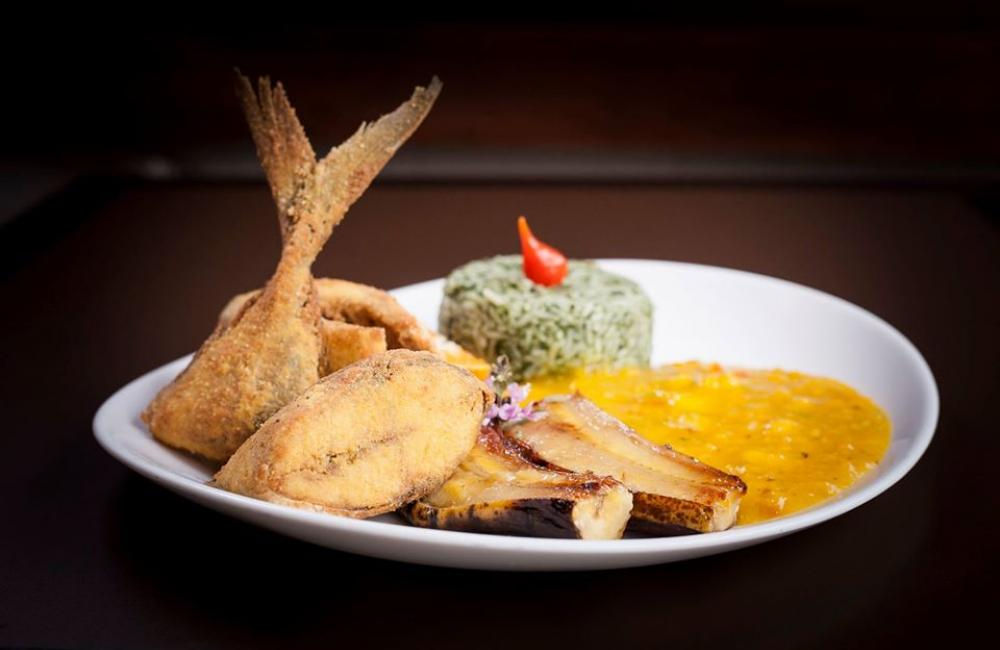 Camburi - Taioba Gastronomia