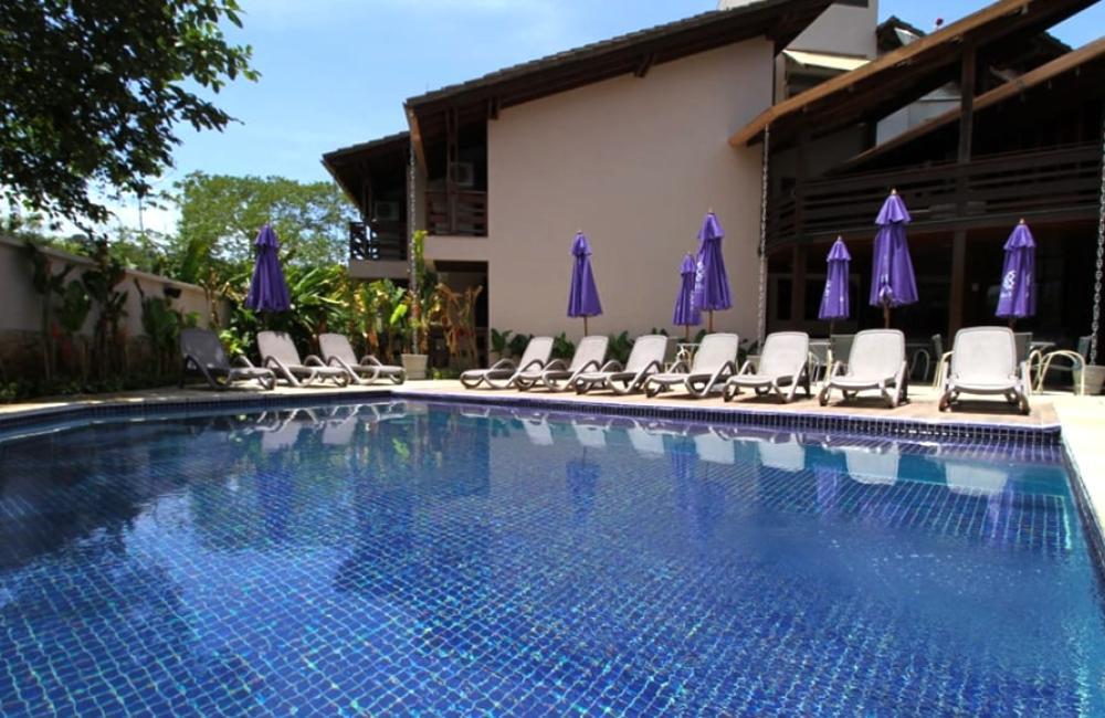 O Beach Hotel Juréia Amarras