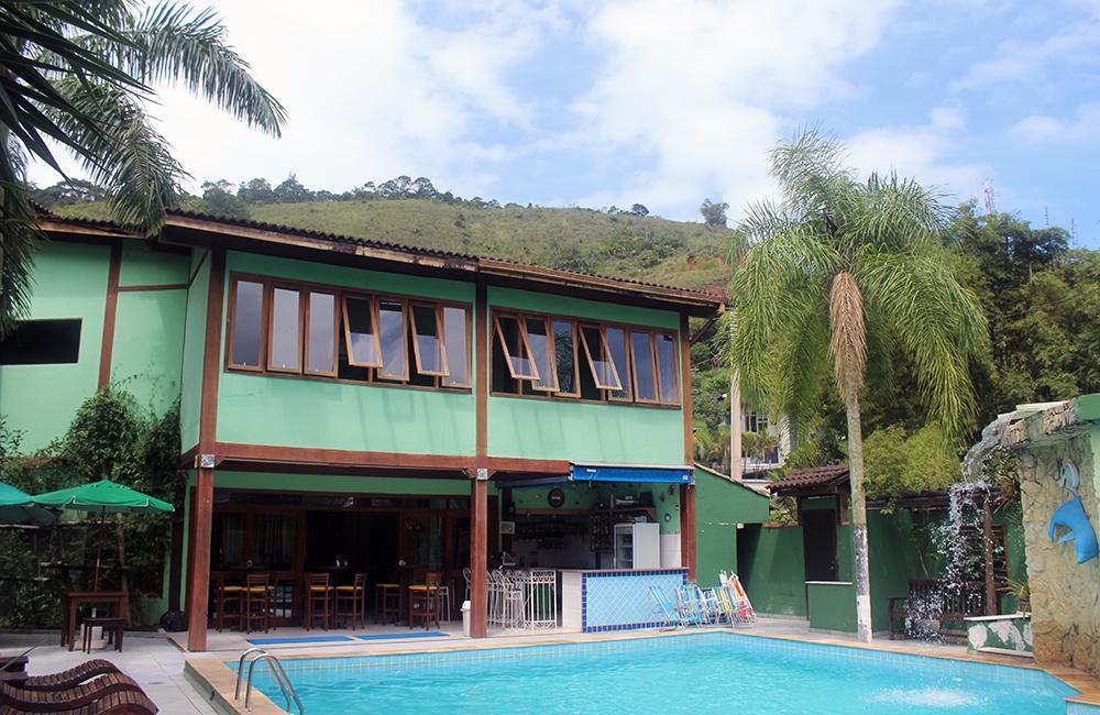 Pousada Recanto Verde Praia Hotel